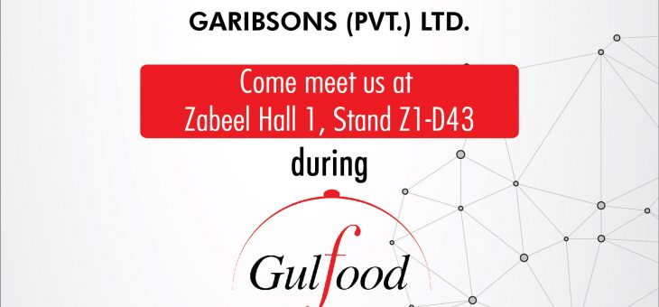 Garibsons at Gulf Foods 2019
