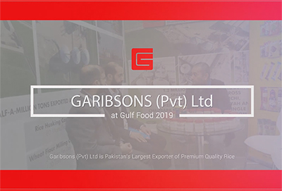 Garibsons at Gulf Food 2019