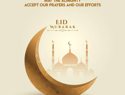 Eid Mubarak May 2020